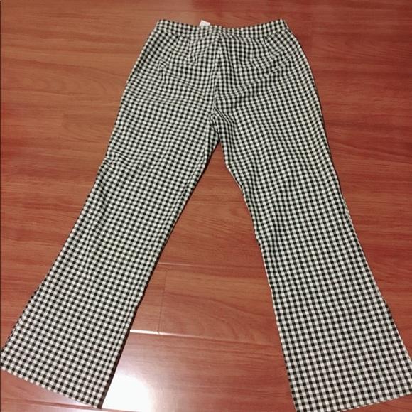 Zara Pants | Formal Or Casual Checkered For Women | Poshmark